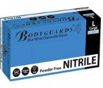 Nitrile Gloves Powder Free Blue